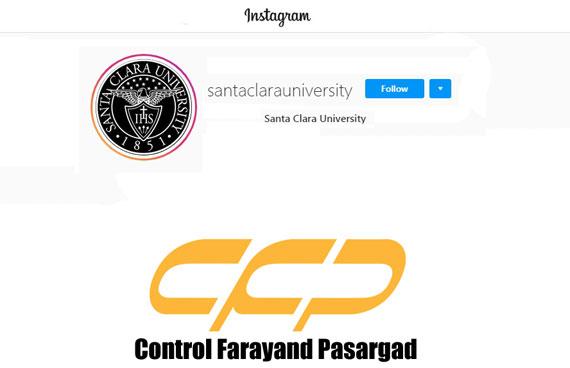 Santa Clara University instagram