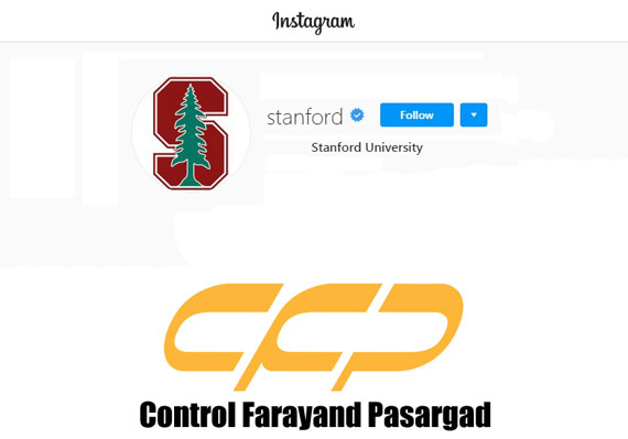 Stanford University instagram