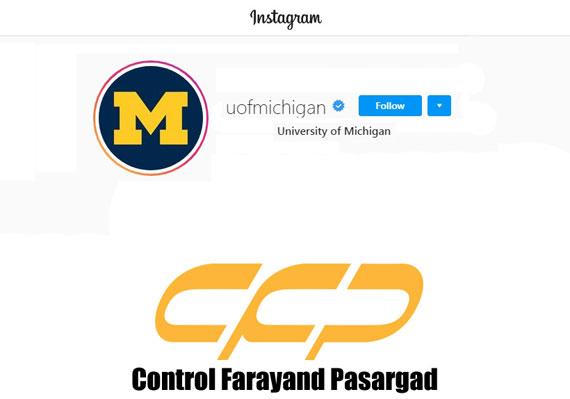 University of Michigan instagram